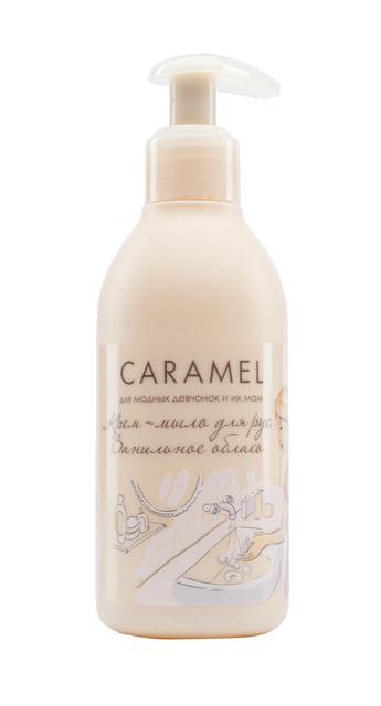 Карамель 36,6 крем-мыло для рук ванильное облако 200 мл стилмарк сп ооо blr-беларусь. инструкция по применению. цена. отзывы.